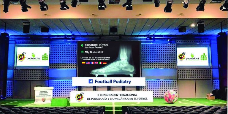 Football Podiatry Coference