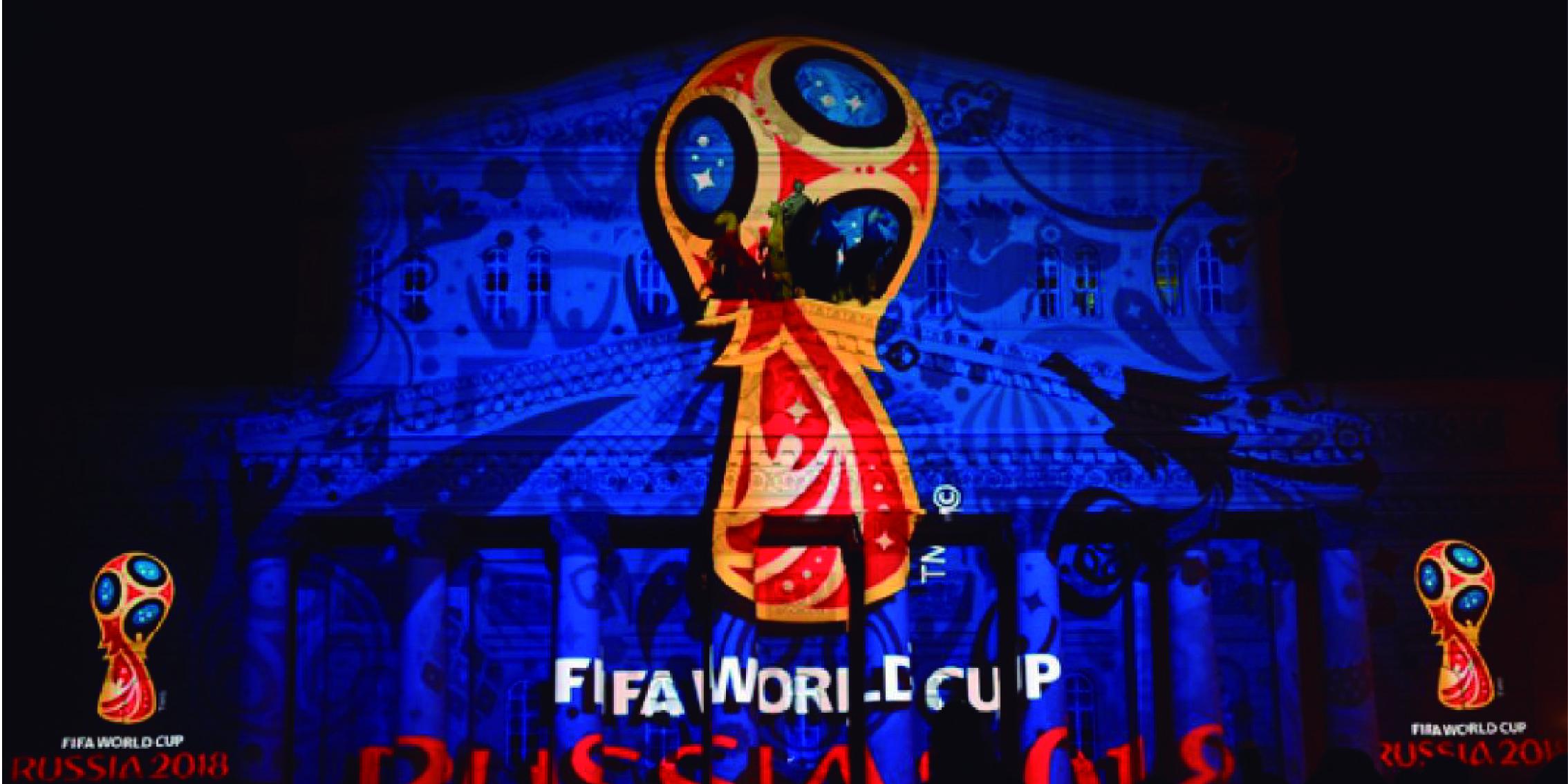 En este momento estás viendo El Mundial de Fútbol ya está aquí.
