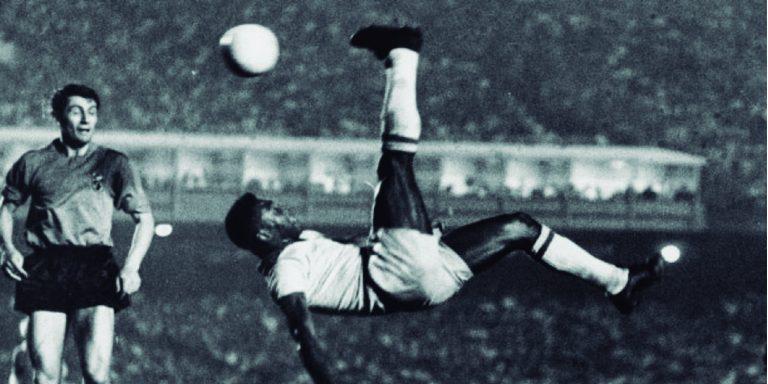 Los récords del mundo del fútbol.