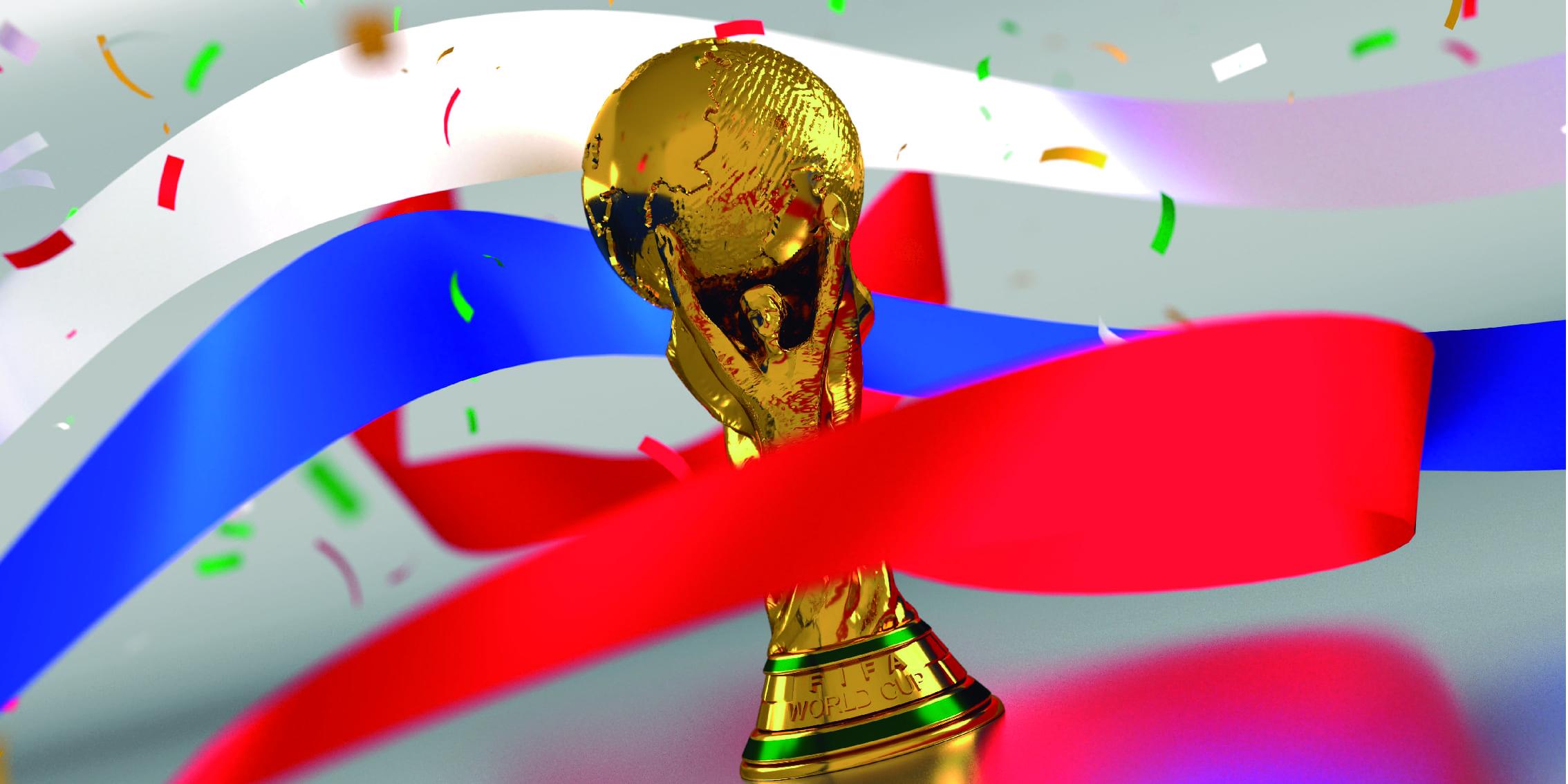 El Mundial ya está aquí!!!