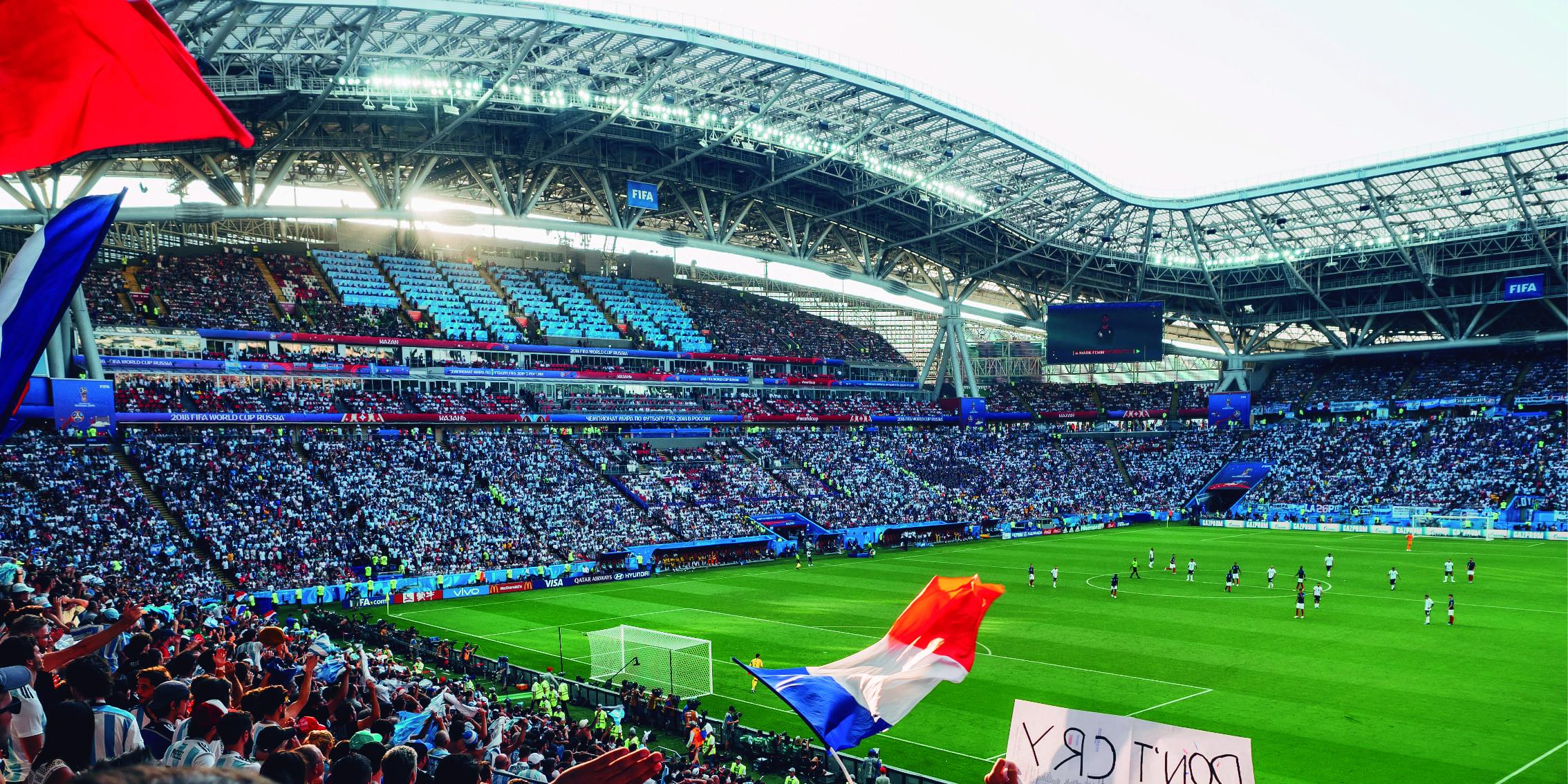 Curiosidades de la final del Mundial de Rusia.
