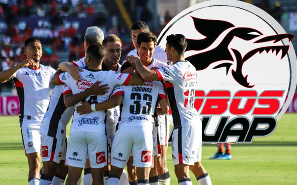 Lobos Buap recibe sus espinilleras Elite Protection