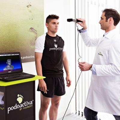 podoactiva biotecnologia scan facial
